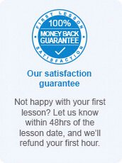 Tutorfair money back guarantee