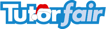 Tutorfair christmas logo